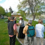 naramata walking tour