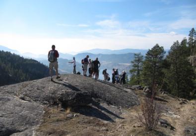 Rock-Oven Hike-Skaha- Bluffs
