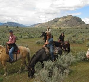 Saddles and Sage Horseback Tour