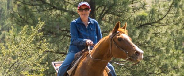 Saddles and Sage Horseback Tour