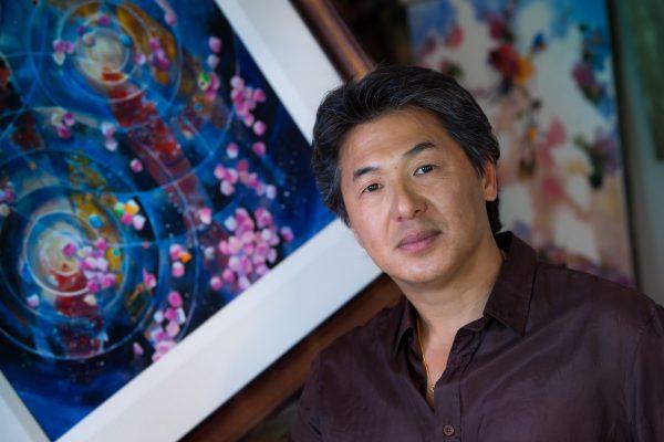 Artist Talk with Alex Fong